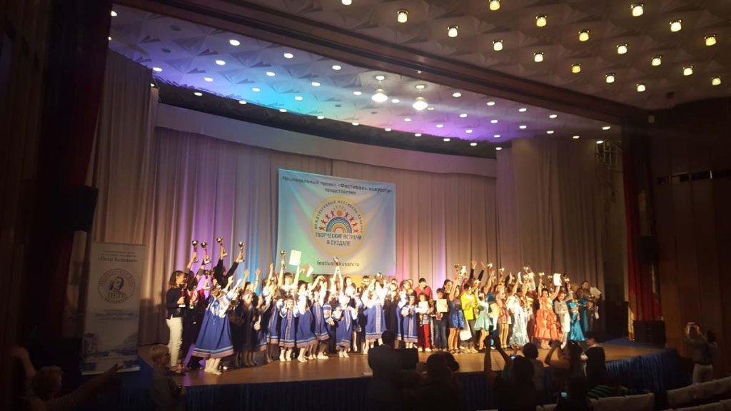 Фонд «Петр Великий» выступил партнером «Творческих встреч в Суздале»