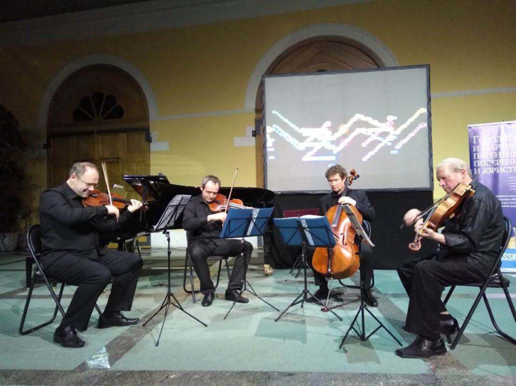 XIX Международный фестиваль камерной музыки «Весна в России»