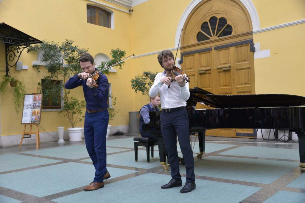 При поддержке фонда «Петр Великий» прошел XVIII Международный фестиваль камерной музыки «Весна в России»