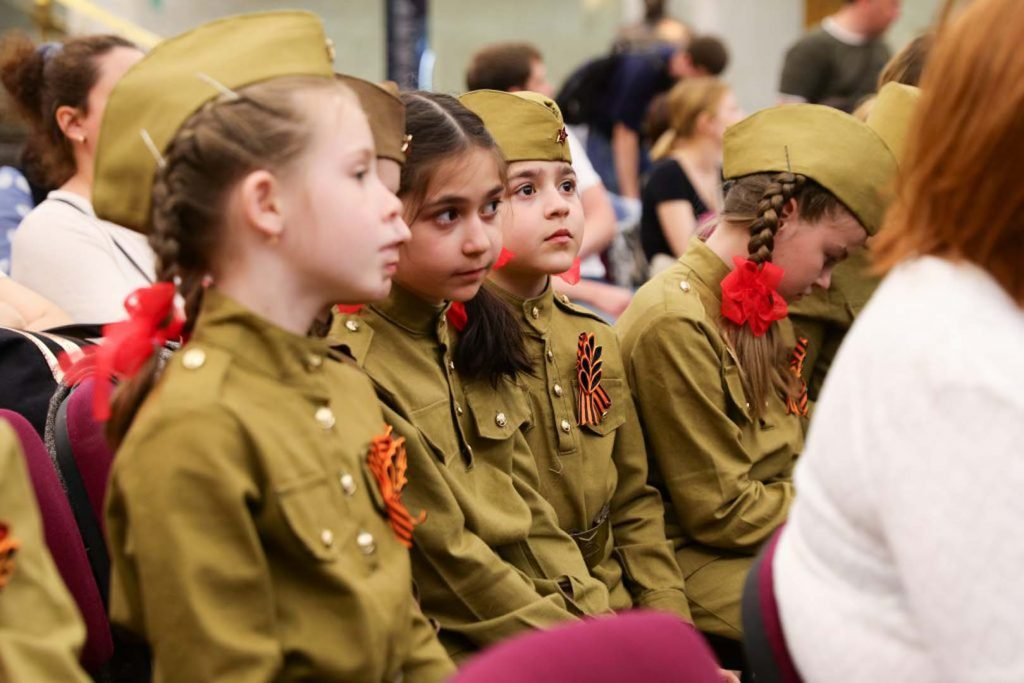 X Международный военно-патриотический фестиваль «Вальс Победы»
