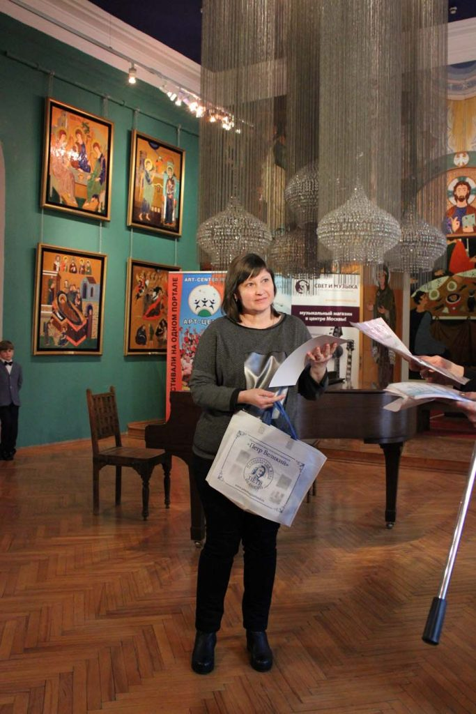 «Петр Великий» поддержал конкурс «Дети в мире старинной музыки»