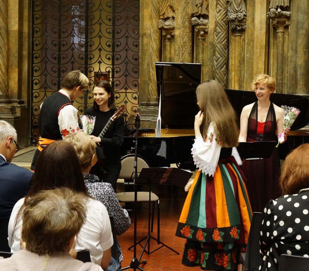 XV российско-польский фестиваль «Молодежная академия искусств. Опыт молодежной дипломатии»