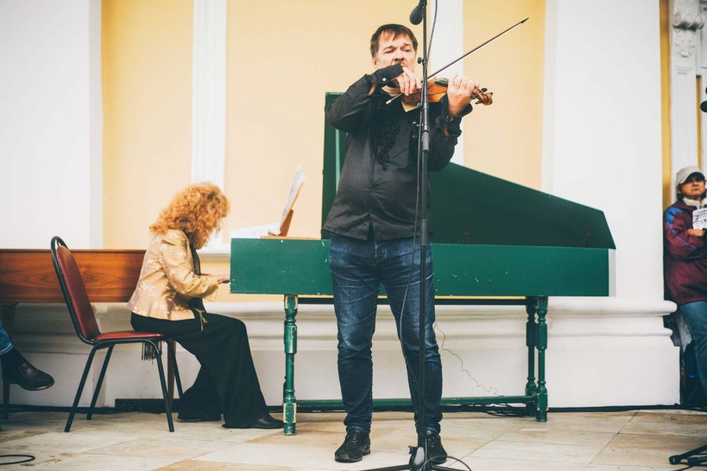 V фестиваль классической музыки в Подмоклове