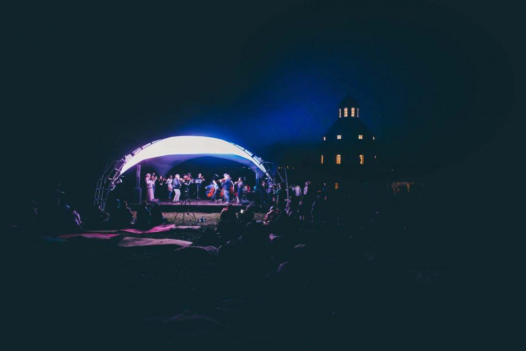 XXII Международный фестиваль «Джаз в саду Эрмитаж»