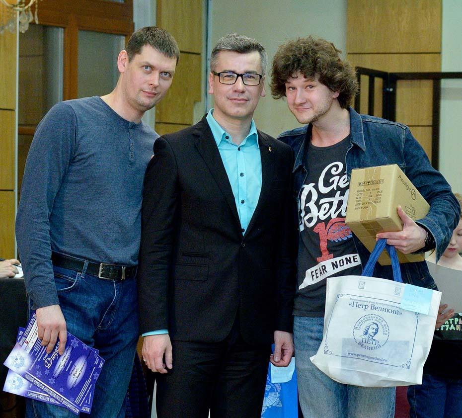 Фонд «Петр Великий» – партнер «Зимних театральных игр»