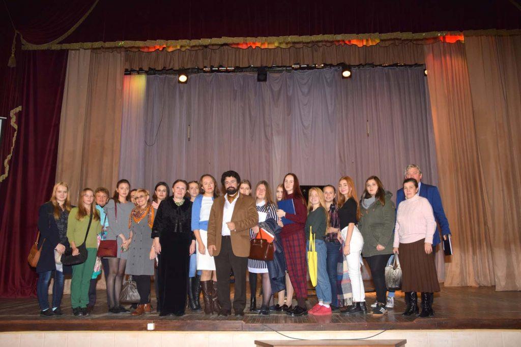 Благотворительный концерт Николя Челоро пройдет в Рязани при поддержке фонда «Петр Великий»