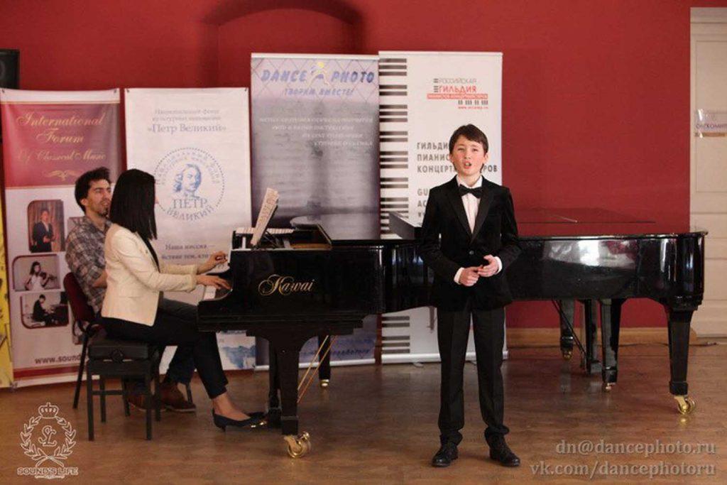 Международный форум классической музыки прошел при поддержке фонда «Петр Великий»