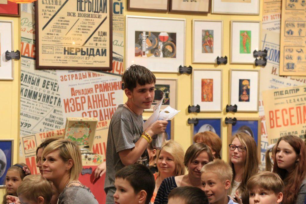 Фонд «Петр Великий» поддержал фестиваль «Третий звонок!»