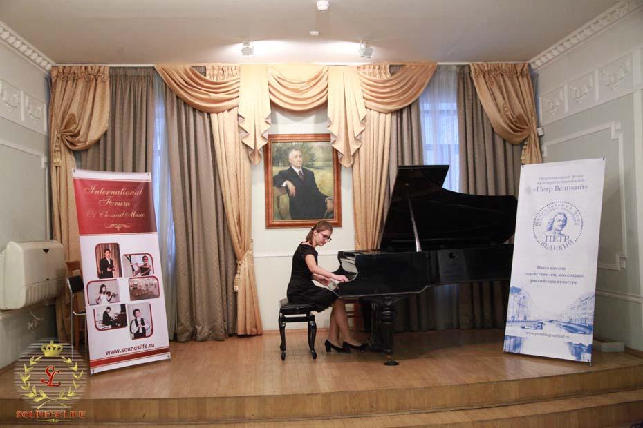 Победители Международного форума классической музыки получили специальные премии фонда «Петр Великий»