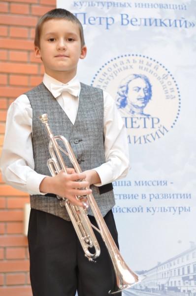 XII фестиваль детского творчества «Дети и музыка» им. Б. Чайковского