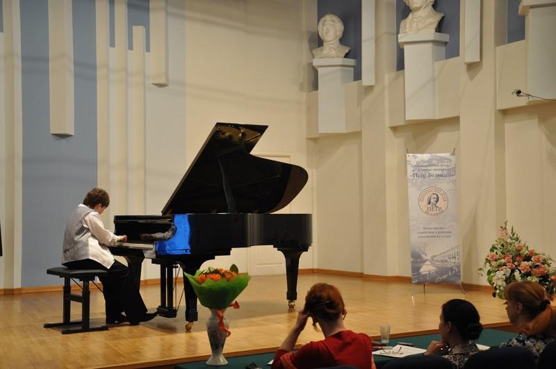 Фестиваль фортепианной музыки в Колледже имени Гнесиных