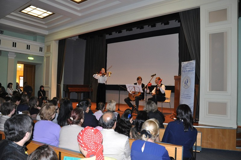 Награждение финалистов и победителей Второго Международного конкурса детского творчества «Сказки красивого сердца»