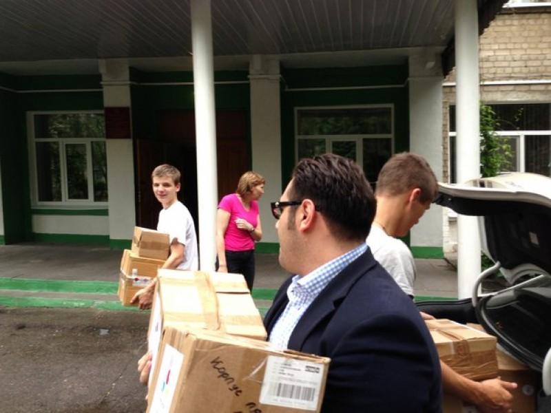 Фонд «Петр Великий» оказал помощь школе-интернату №1 города Воронеж
